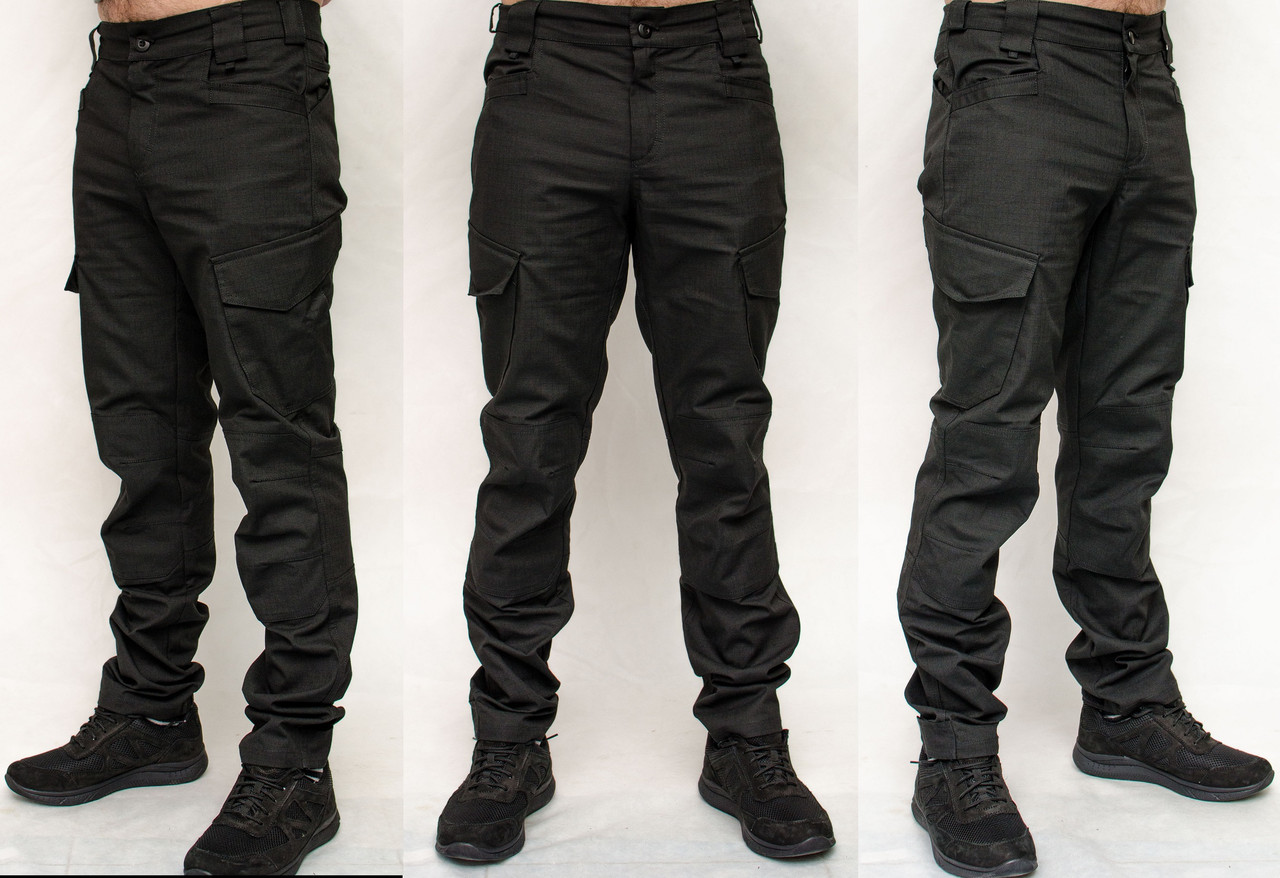 Брюки  VARVAR  BLACK  (Urban Tactical Pants) Special Fabric