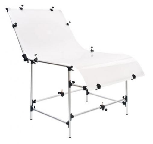 Стол для предметной съемки PROLIGHTING 100х200см (PLST 1020)