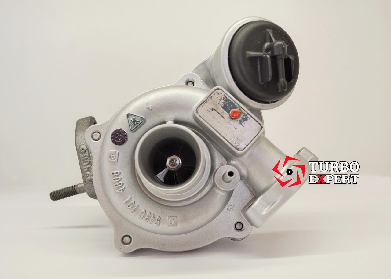 Турбина Lancia Ypsilon 1.3 16v Multijet 69 HP 54359700005, 54359880005, 73501343, 71784113, 2003+