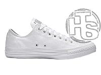 Женские кеды Converse Chuck Taylor All Star Ox Triple White 1U647