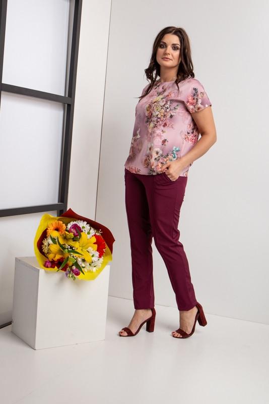 Жіночий брючний костюм розміри 44-46,48-50,52-54,56-58,62-64
