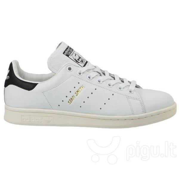 Adidas Stan Smith Легендарні оригінальні білі кросівки чоловіче взуття великих розмірів S75076