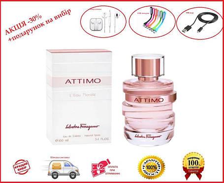Женская парфюмированная вода Salvatore Ferragamo Attimo L`Eau Florale, фото 2
