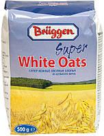 Овсяные хлопья Bruggen Super White Oats 500 г