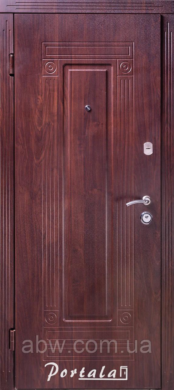 """Двері """"Порталу"""" - модель Гарант (для вулиці)"""