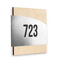 Номерки на дверь, фото 3
