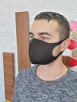 Защитная маска для лица | Черная Модная маска для лица | Маска питта | Pitta mask
