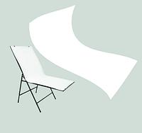 Поверхность акриловая белая Prolighting 60х100см для предметной съемки  (PLSS6010 White)
