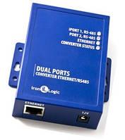 Z-397 IP IronLogic — cпециализированный Ethernet/RS485(422) конвертер