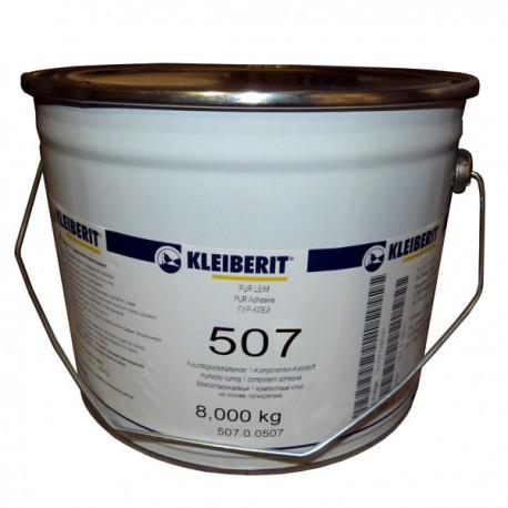 ПУР-КЛЕЙ 507.0 (8кг) Клейберіт Д4 поліуретановий (Kleiberit D4) Столярний, водостійкий