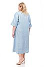 Плаття великого розміру-2305 (3 кольори), фото 7
