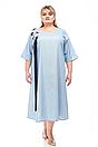 Плаття великого розміру-2305 (3 кольори), фото 6