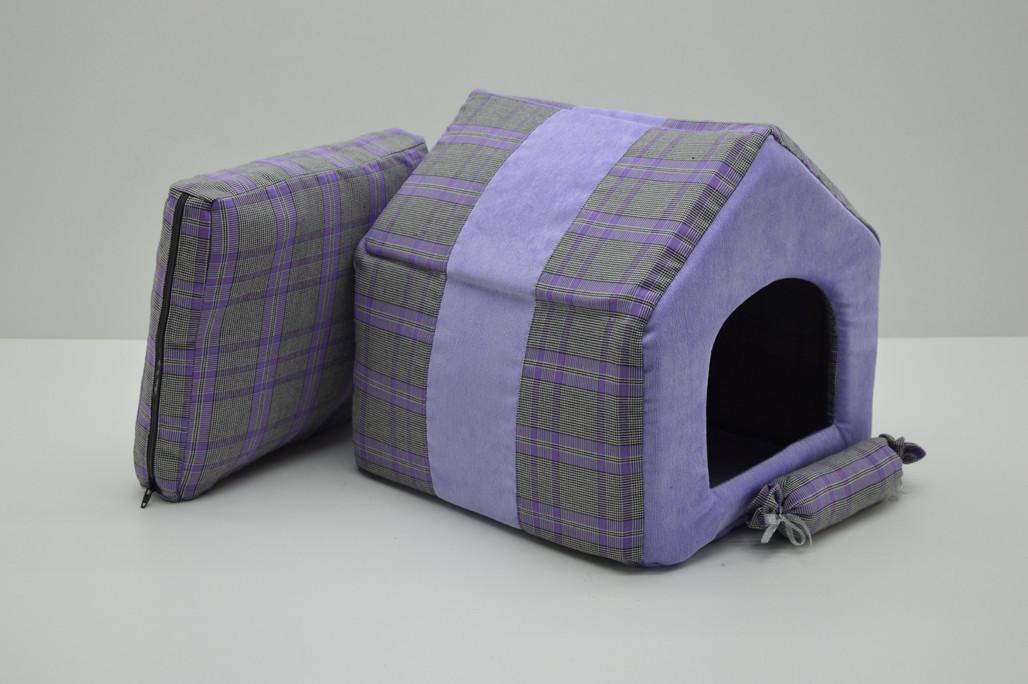 Домик для котов и собак Клетка №3 385х480х430
