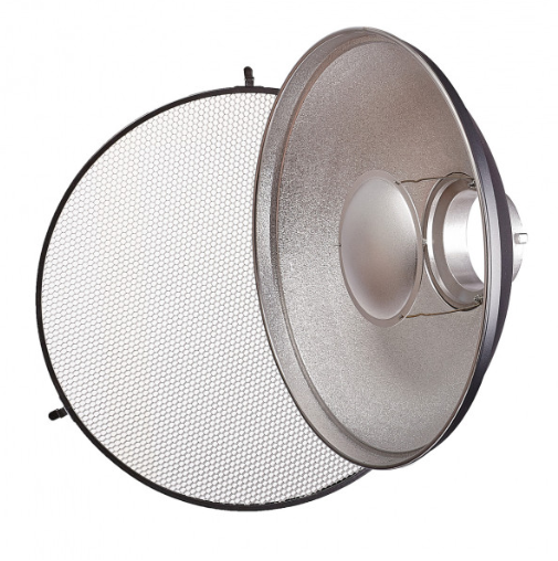 Рефлектор портретная тарелка 42cm Prolighting PLBD420 (PLBD420)
