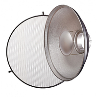 Рефлектор портретная тарелка 42cm Prolighting PLBD420 (PLBD420), фото 1