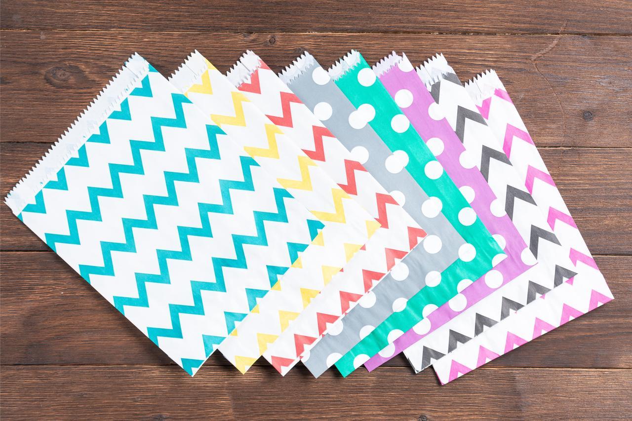 Виготовлення паперових пакетів