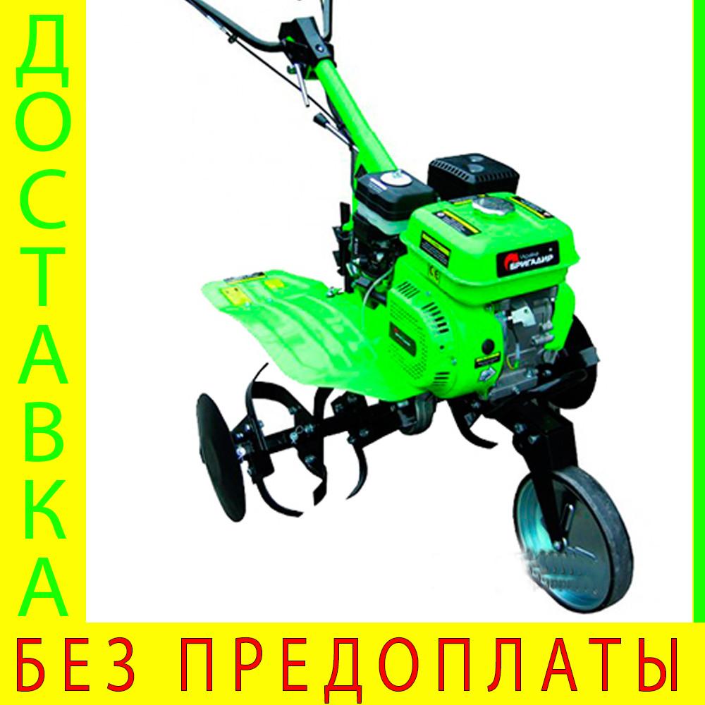 Мотокультиватор Бригадир МК-75Б