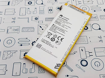 Батарея аккумуляторная HB3742A0EBC Huawei Ascend P6 Сервисный оригинал с разборки (до 10% износа)