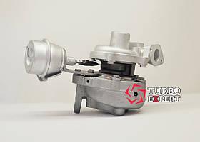 Турбина Alfa-Romeo MiTo 1.3 JTDM 90 HP 54359700014, 54359880014, MultiJet, 93189317, 71724104, 2004+
