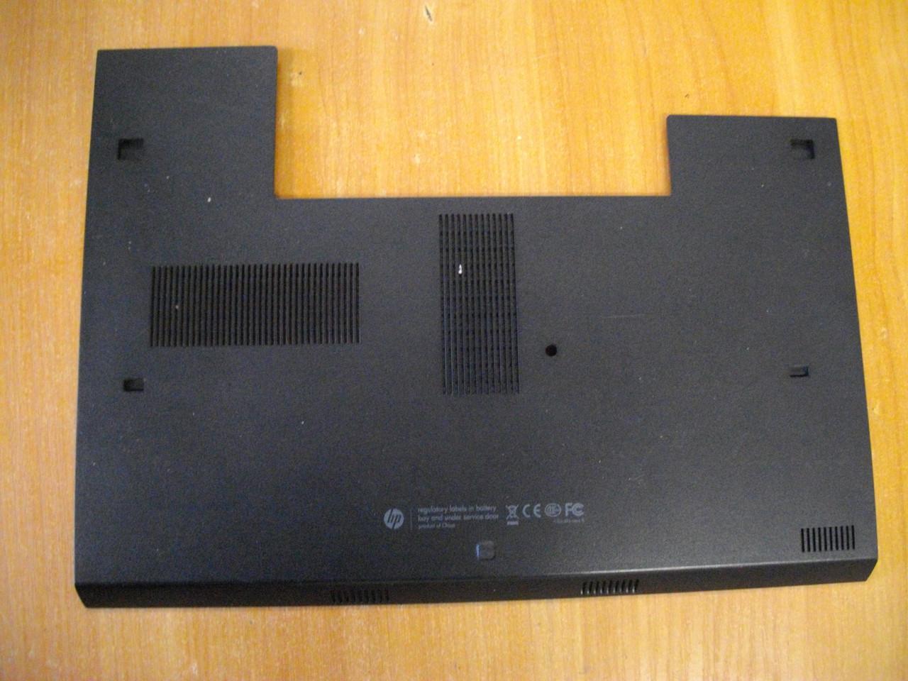 Сервисная Крышка Люк Корпус HP EliteBook 6460B, 6465B, 6470B, 6475B бу