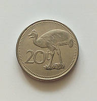 20 тойя Папуа-Новая Гвинея 2006 г., фото 1