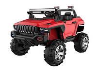 Детский электромобиль джип T-7837 RED Bluetooth, красный