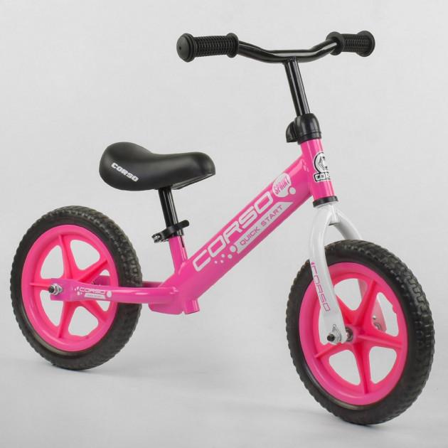 Велобег (беговел) CORSO колеса EVA 12 дюймов арт. 21001