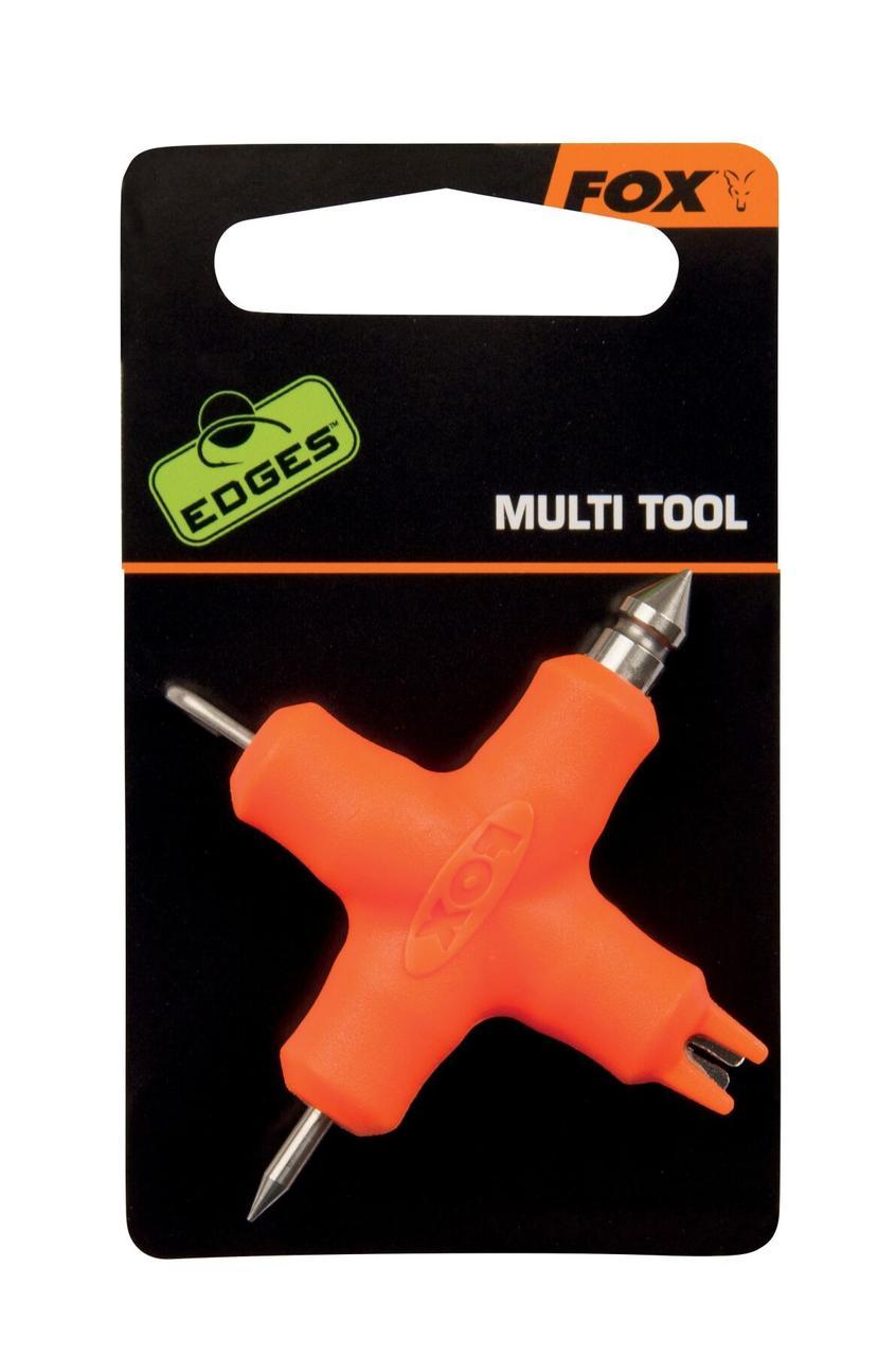Инструмент для монтажа Fox Edges Micro Multi tool - ORANGE