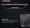 Игровая клавиатура мембранная с подсветкой Fantech Zexter K610, фото 2