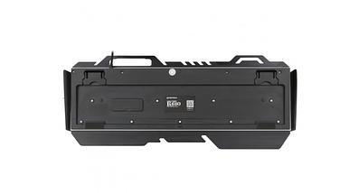 Игровая клавиатура мембранная с подсветкой Fantech Zexter K610, фото 3