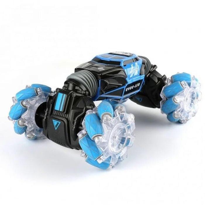 Машинка перевертыш-вездеход Skid Ding UD 2196 А Синий