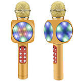 Беспроводной микрофон Micgeek WS-1816 Горчичный (3269-9496), фото 3