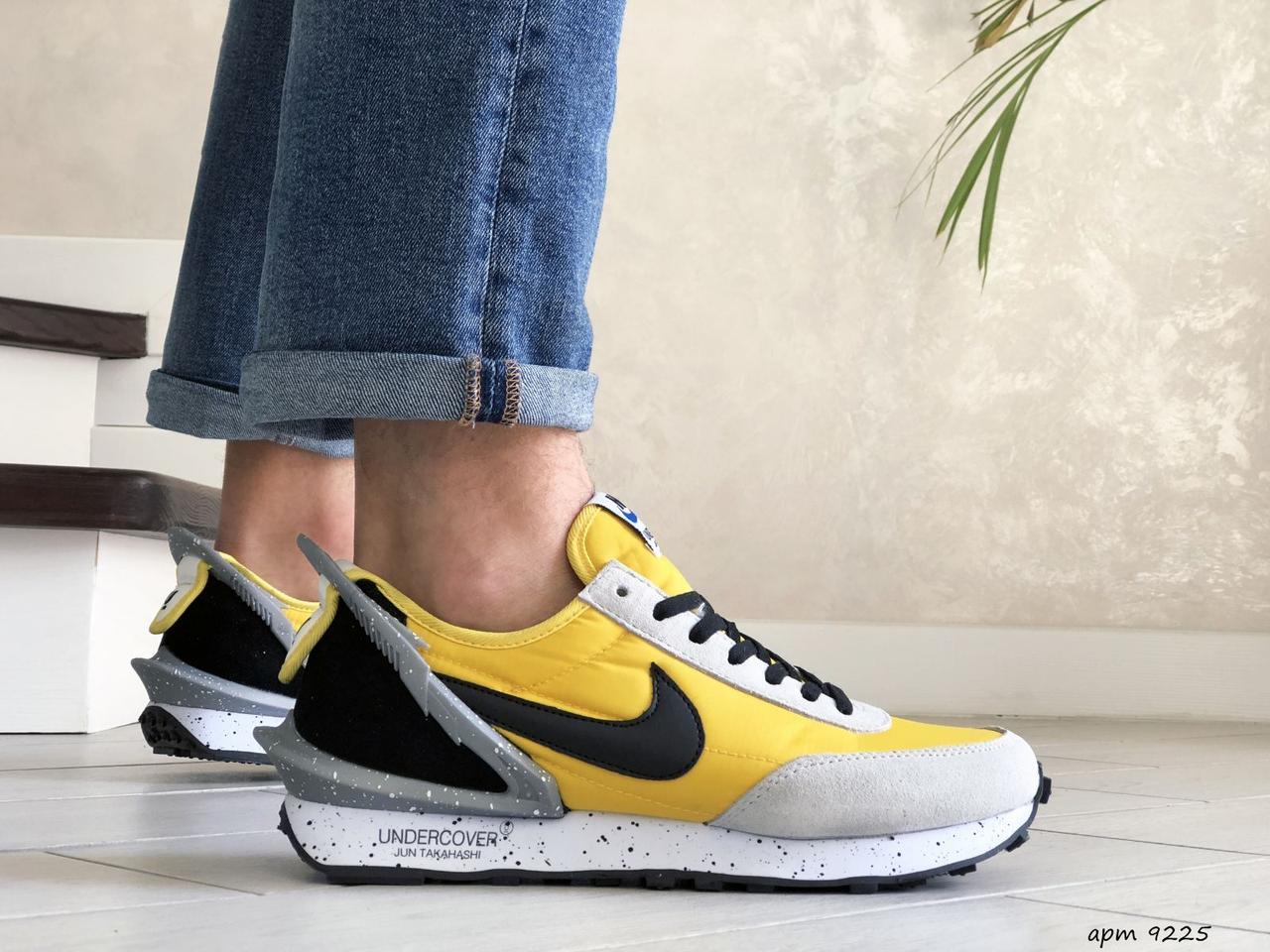 Кроссовки мужские Nike Undercover Jun Takahashi желтые