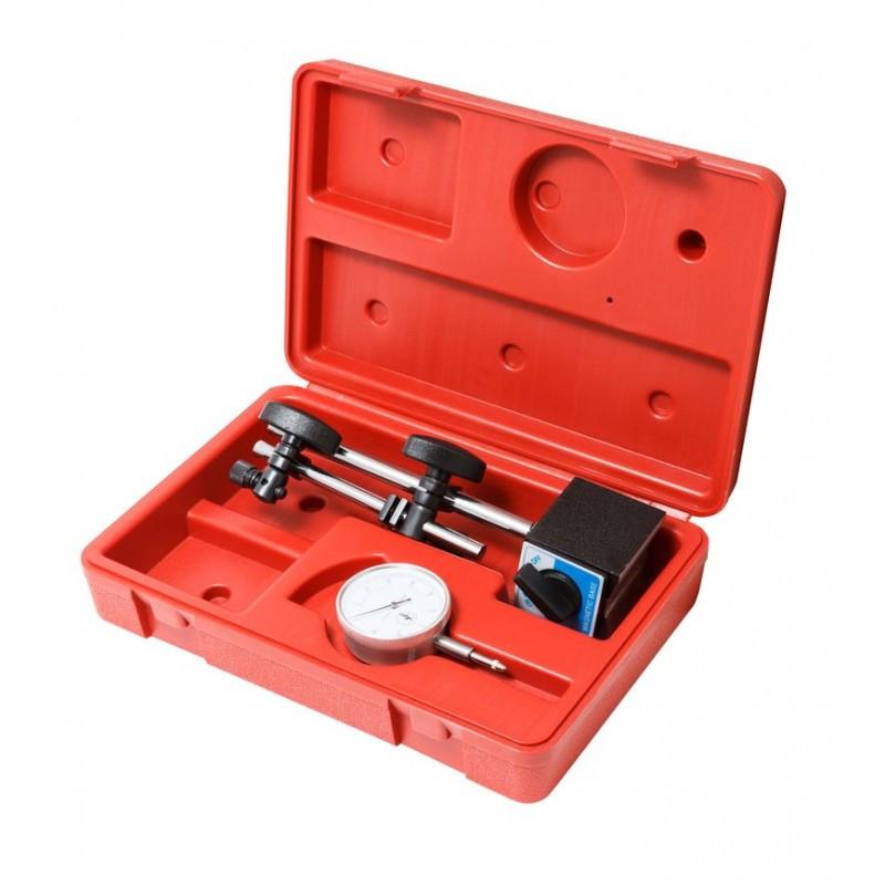 Индикатор часового типа с магнитной стойкой (0-10мм)