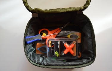 Инструмент для монтажа Fox Edges Micro Multi tool - ORANGE, фото 2