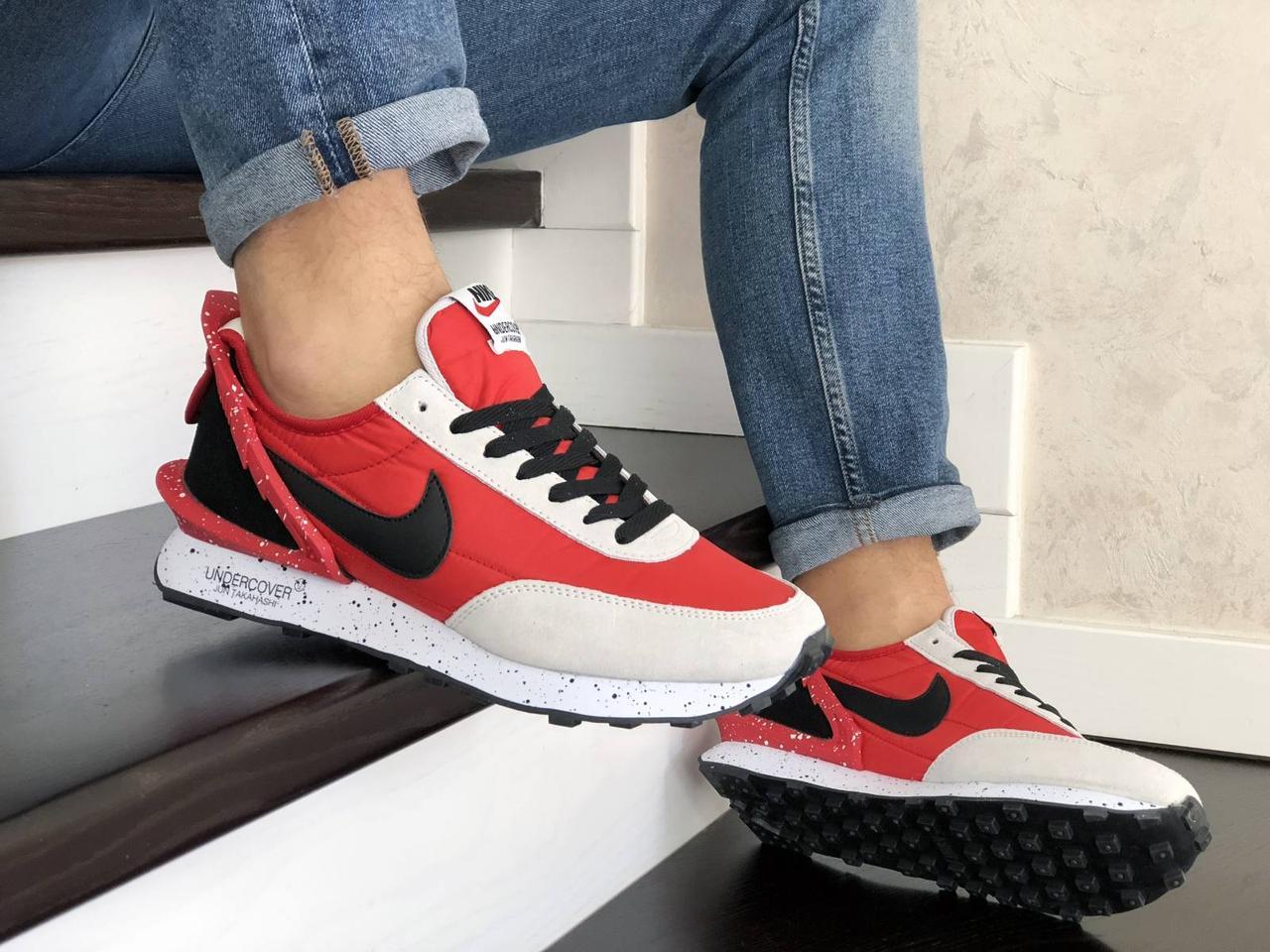 Кроссовки мужские Nike Undercover Jun Takahashi красные