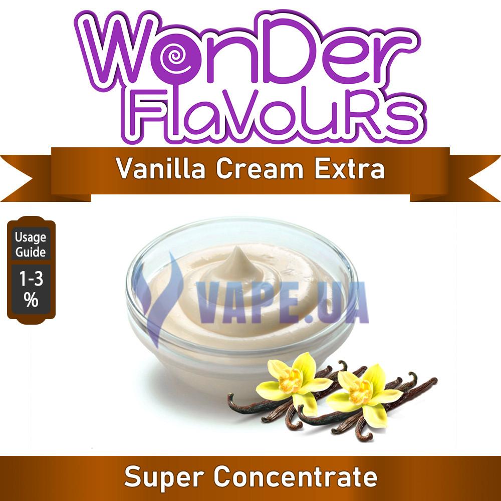 Ароматизатор Wonder Flavours (SC) - Vanilla Cream Extra (Ванільний крем)