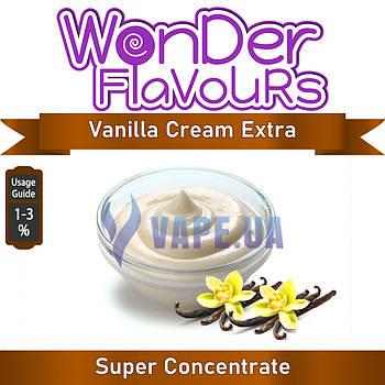 Ароматизатор Wonder Flavours (SC) - Vanilla Cream Extra (Ванильный крем)