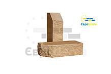 Колотий цегла углово-тичкова 220х100х65мм