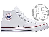 Мужские кеды Converse Chuck Taylor All-Star Ox High-Top White M7650C