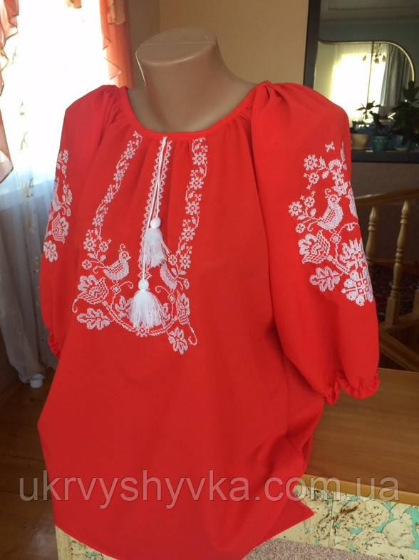 """Літня жіноча блузка """"Соловейко"""""""