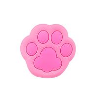 Держатель для телефона/планшета Popsocket Cartoon Soft Series Лапка Pink