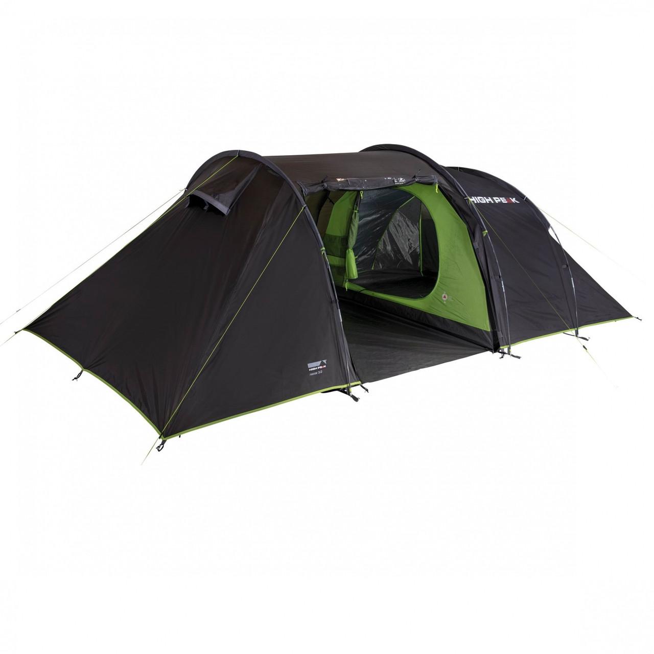 Палатка High Peak Naxos 3.0 (Dark Grey/Green)
