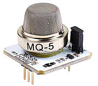 Датчик горючих газов MQ-5 (Troyka-модуль)