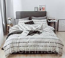 Комплект постельного белья Vip сатин лайт Tм Love  You TI 190693