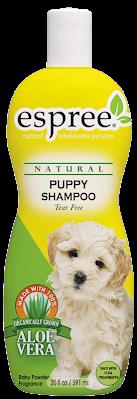 Шампунь для щенков Espree Puppy. Формула «Без слез» 345 мл