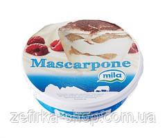 Сыр Маскарпоне 42%TM Mila, 250 грамм
