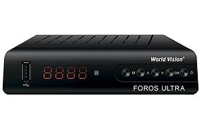 World Vision Foros Ultra T2/C/S2