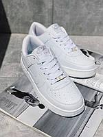 Кроссовки белые Найк Аир Форс, фото 1