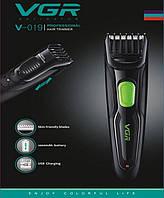 Профессиональная машинка для стрижки волос, триммер VGR V-019